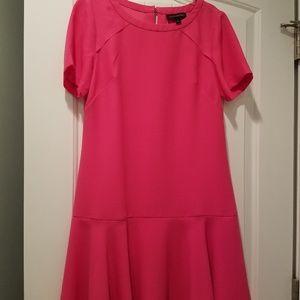 Pink Banana Republic dress